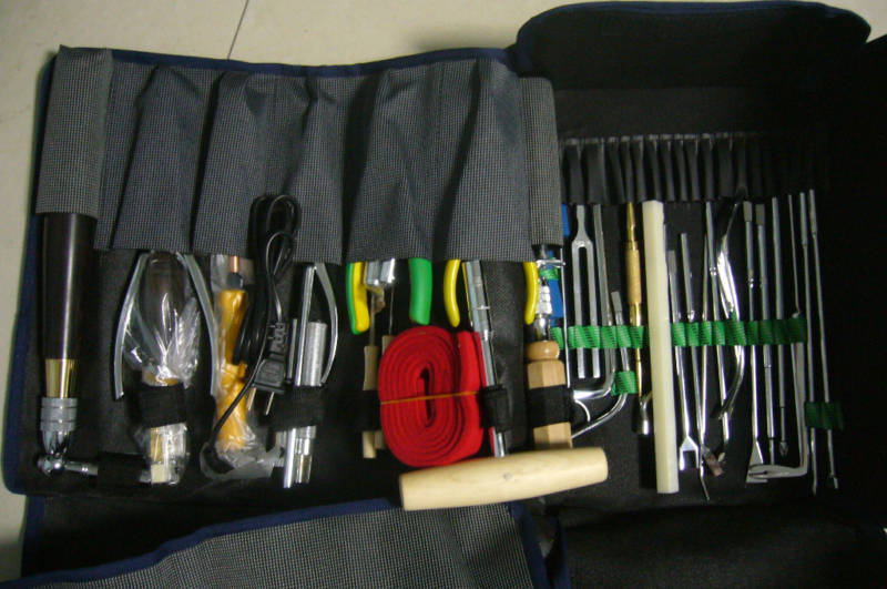 Kit d'outils accordage